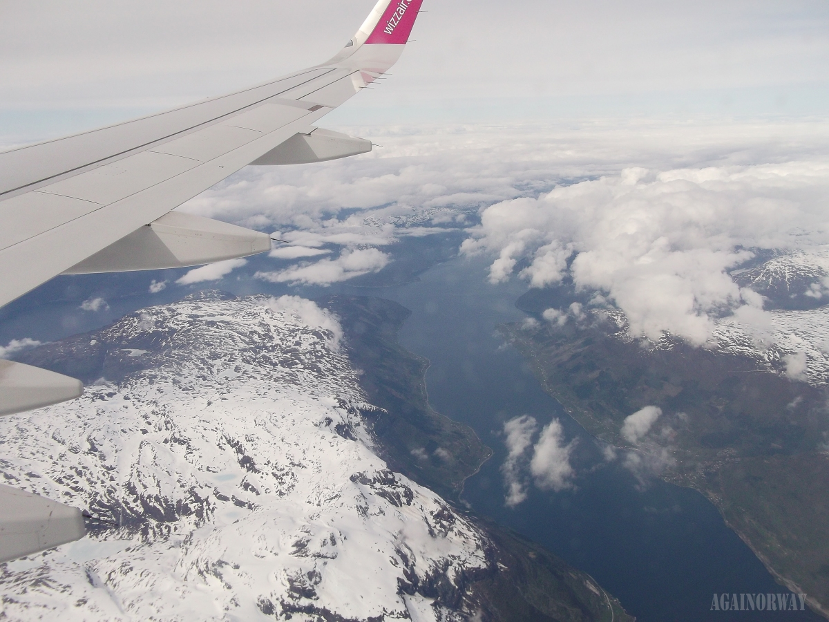 4 days in Bergen – Arriving [1].