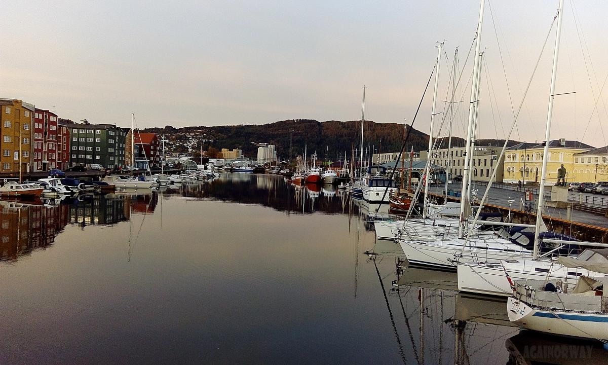 Short film from Trondheim.