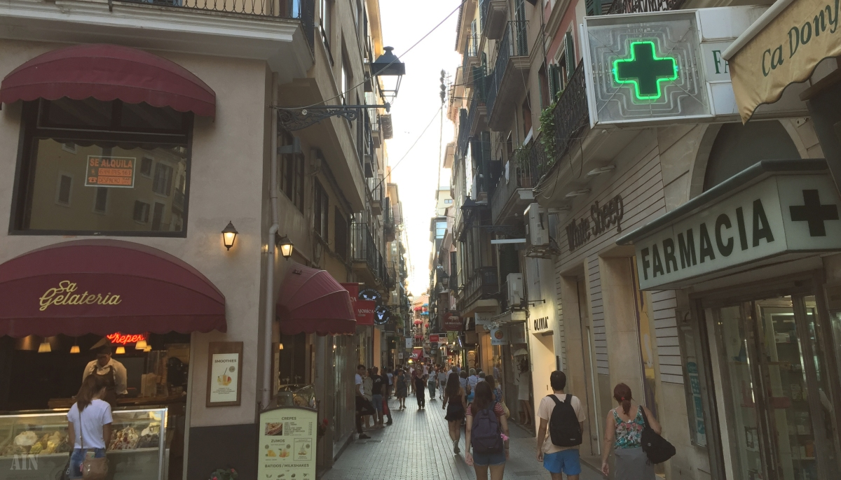 Week in Palma de Mallorca [4].