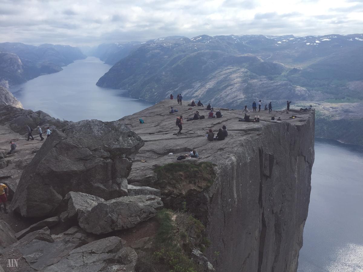 I miss Norway.