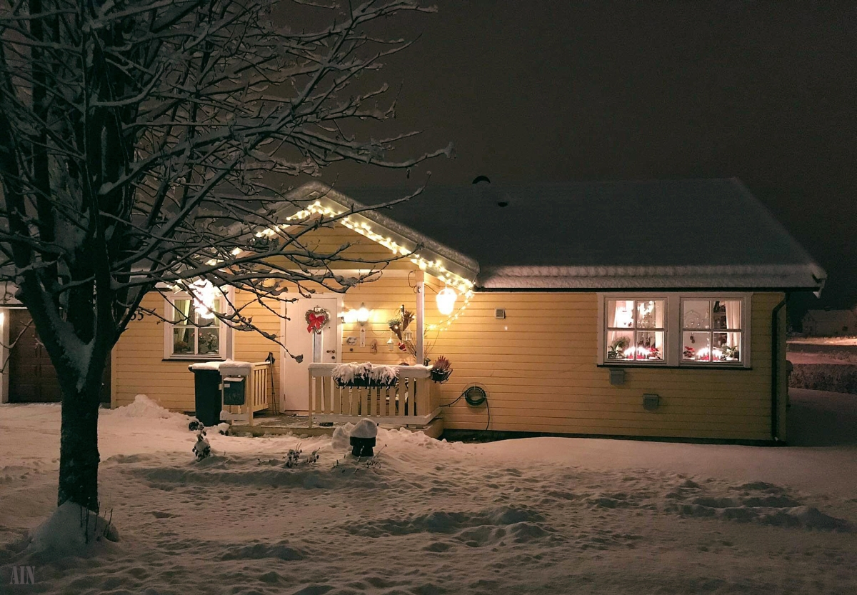 Blogmas #1: Norwegian winter poems.