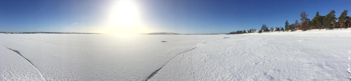 Lillehammer & Hamar.