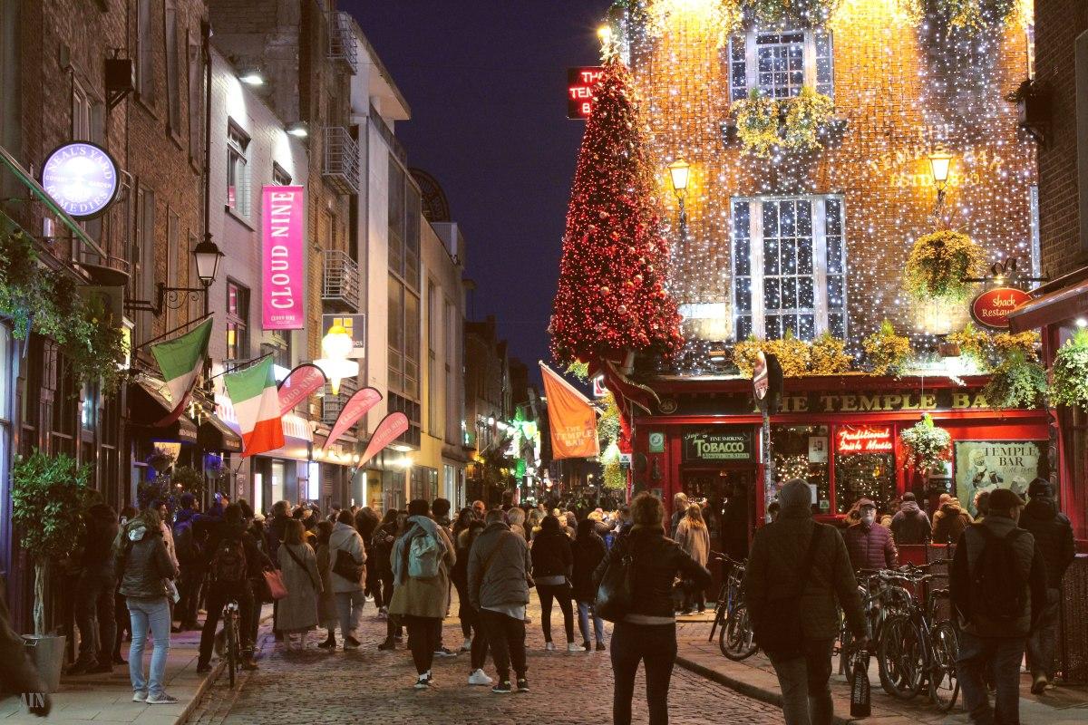 Dublin, Ireland [1].